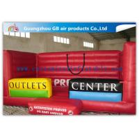 China Box Shape Inflated Toys Jumping Bouncer Inflatable Bouncy Castle For Kids on sale
