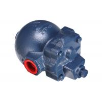 China Flange End DSC Steam Trap Ductile Iron Float Type Thread End Operated F22 Model on sale