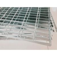 Hot Dipped Galvanized Safety Grating Walkway Press Welded 2 4 6 Mm Square