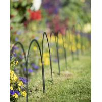 Quality Garden Border Edging / Mental Garden Border Fence Prop Up Floppy Plants wholesale