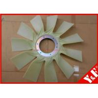 Quality Caterpillar Excavator Spare Parts CAT 324D 325D Cooling Fan Blade with PA Material wholesale