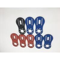 Buy cheap 6063 T5 Aluminum Alloy Blue / Red Anodized Aluminum CNC Machining Auto Parts from wholesalers