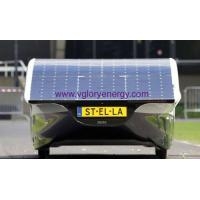 Quality So-easy-installed 220w semi-flexible solar panels for sale ( USA Cell) wholesale