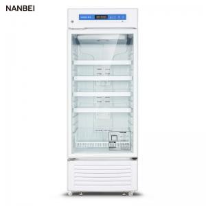 China 2-8C Hospital Vaccines Blood Storgae Mini Medical Refrigerator on sale