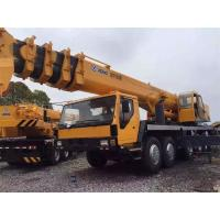 China 100 Ton Used XCMG Cran QY100K Import From China With Super Power and Hydraulic System on sale