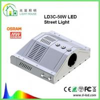 Quality Epistar SMD2835 Outdoor Street Lamps 2700k Led Roadway Light wholesale