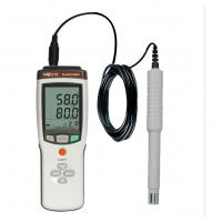 Quality Handheld Temperature And Humidity Data Logger Plastic ABS  High Precision And Reliability wholesale