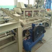 China Automatic Board Making Machine , Multi Function Fiber Cement Board Production Line on sale