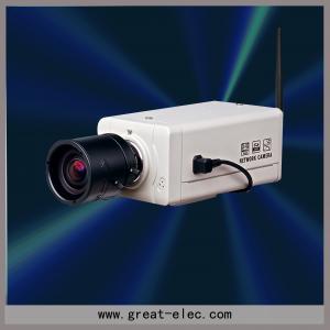 Quality H.264 Wireless IP Camera wholesale