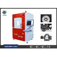 Quality Iron Castings Universal X Ray Metal Inspection Cabinet 160 KV , No Visible Lead Shielding wholesale