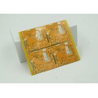 Quality 1.6mm Controller Unit Multilayer PCB 8 Layers Blind and Buried Vias For Telecommunication wholesale