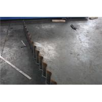 Buy cheap Metal Roof Panel Corrugated Roll Forming Machine 0.3mm - 0.8mm Thickness from wholesalers