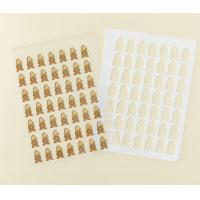 Buy cheap Plain Unprinted Chocolate Transfer Sheets / Chocolate Transfer Paper 2 Years from wholesalers