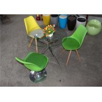Quality Adjustable green bar chair with 380 reloving funtion H-310-1adjustable outdoor bar stools wholesale