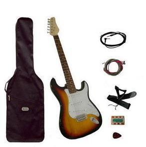 China 39 Inch Electric Guitar Kits (TLEG39-1E) on sale