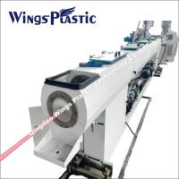 Quality Plastic PPR Tube Extrusion Machine / Production line Chinese Manufacturer wholesale