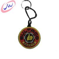 China Promotional Gifts Custom shoes shape soft PVC Key chain Rubber Keychain Wholesale on sale