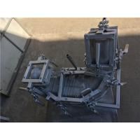 Quality Corrosion Resistance Aluminum Casting Molds With Full Clamps And Framework wholesale