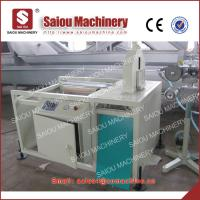 China pvc pipe machine in plastic extruder pvc pipe production line on sale