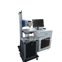 Quality Wood Leather Non-metal Materials Co2 RF Laser Marking Machine wholesale