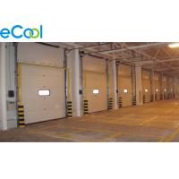 Quality EMP10 Industrial Cold Storage , 4000 Tons Cold Meat Storage With Quick Freezing Rooms wholesale