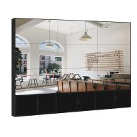 Quality 55 Inch Seamless LCD Video Wall Advertising Display 4k Indoor 3x3 Controller wholesale