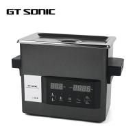 Quality Titaninum Parts Ultrasonic Cleaner , GT SONIC S3 Ultrasonic Brass Cleaner 220v wholesale