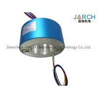 Quality Industrial 200mm Through Bore Slip Ring IP54 For Semiconductor Handling Systems wholesale