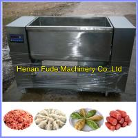 China meat sausage stuffing mixing machine, sausage machine on sale