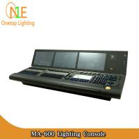 Buy cheap New arrival Smart touch control console stage lighting console MA-600 Lighting from wholesalers