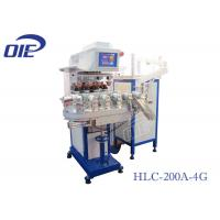 China Automatic Four Colors Golf Ball Printing Machine / With Conveyor on sale