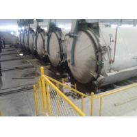 Quality Φ2.5m Custom High Steam Pressure AAC Autoclave For AAC Block Making Plant wholesale