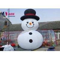 Quality 10FT Christmas Snowman Inflatable Yard Decorations Outdoor Personal Use wholesale
