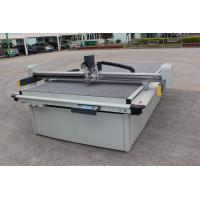 Quality Automatic Control CNC Gasket Cutting Machine With Two Interchangeable Tools wholesale