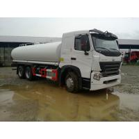 Quality Q235 Carbon Steel Fuel Tank Semi Trailer For Oil Transportation And Storage wholesale