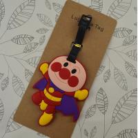 Buy cheap Custom 3D Rubber Luggage Tags/rubber tags, silicone pvc luggage tag from wholesalers