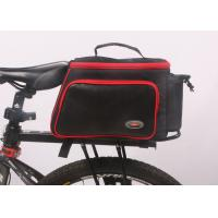 Quality Professional 10L Mountain Bike Bag / Bike Rack Bag OEM / ODM Available wholesale
