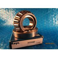 Quality 30306JR KOYO Bearing Single Row Taper Roller Bearing Mechanical Shovels wholesale
