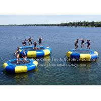 Quality 2015 Exciting Inflatable Water Trampoline for Water Park(CY-M2096) wholesale