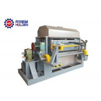 Quality Egg Tray Paper Pulp Making Machine Long Life Span Good Plasticity wholesale