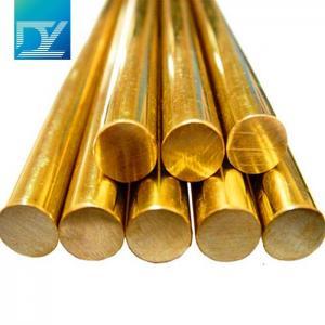 China ASTM B152 CuSn8 PB101 Tin Bronze Copper Round Bar on sale