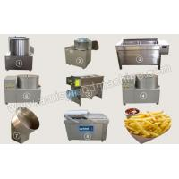 Quality Semi-automatic Potato Crisps Production Line wholesale