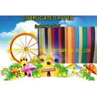 Quality Color Corrugated Paper wholesale