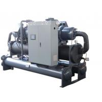 High Efficient Water - Cooled Screw Chiller / Copeland Scroll Compressors