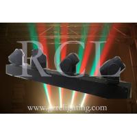 Quality DMX512 10W LED 4Heads Moving Head Beam Light For Nightclubs Using wholesale