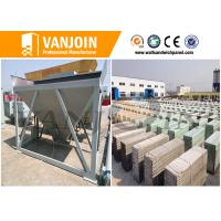 Quality High Output Eps Cement 610mm Wall Panel Machine Automatic wholesale