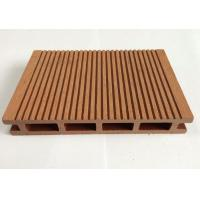 Quality wood plastic composite flooring wholesale