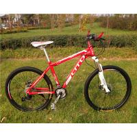 Buy cheap EN standard OEM 36 spoke wheel Microshift 27 speed aluminium alloy MTB bicycle from wholesalers