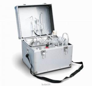 Quality Good Quality New Dental Portable Dental Unit Metal Mobile Case wholesale