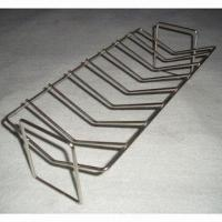Quality BBQ/Rack/Barbecue Grill/Roaster Pan, Made of Stainless Steel wholesale